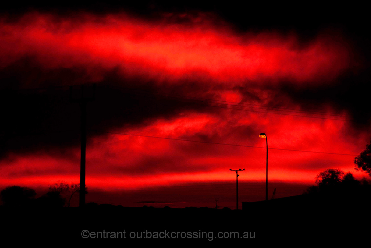 Coober Pedy Sunset
