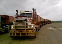 Gulf Road Trains