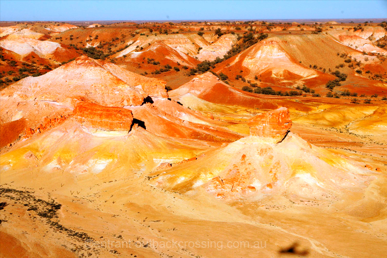 Hay Painted Hills
