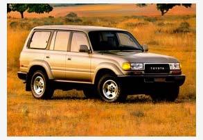 Toyota Landcruiser 80 Series 1990 -1997