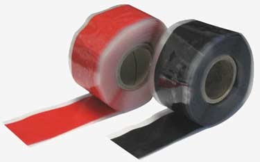 rolls of silicone repair tape