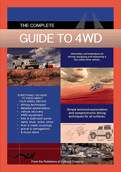 4WD Guide Cover