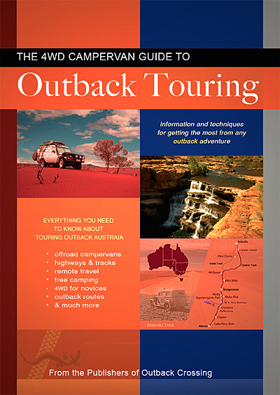 The 4WD Campervan Guide to Outback Touring