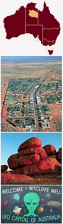 Tennant Creek collage