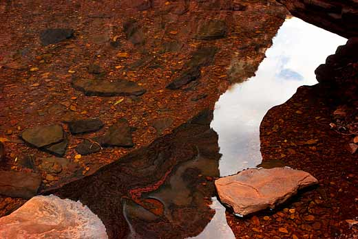 Karijini Reflection