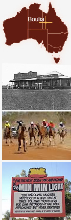Collage of Boulia.