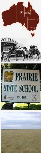 Collage of Prairie.