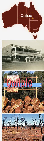 Collage of Quilpie.