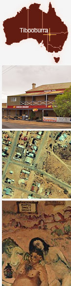 Collage of Tibooburra.